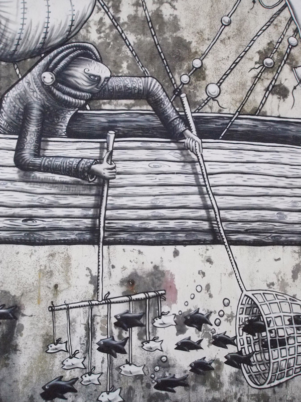 In Street Art: Phlegm in Portugal: phlegm_walk_and_talk_7_20110819_1983543330.jpg
