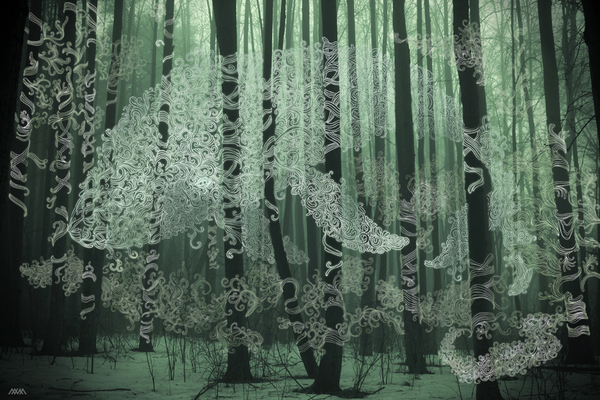 In Illustration: Forest of Ghosts: nastya_razbegaeva_forest_5_20110824_1719794430.jpg