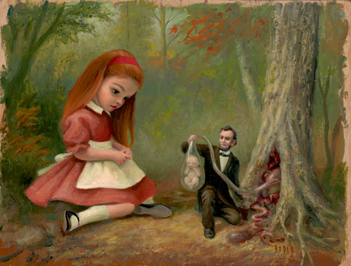 Mark Ryden's Pop Surrealism: mark_ryden_13_20110830_1259550065.jpg