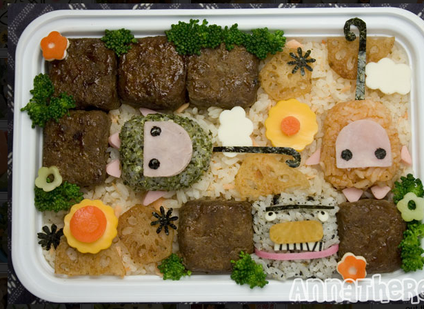 Bento Box Art by Anna the Red: anna_the_red_bento_box_10_20110902_1986554603.png