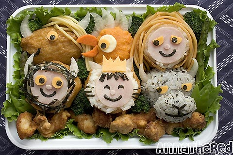 Bento Box Art by Anna the Red: anna_the_red_bento_box_4_20110902_1713214060.jpg