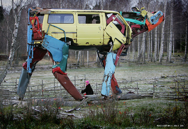 Cows Made Of Recycled Car Parts: cows_recylced_car_parts_1_20110903_1617339452.jpg