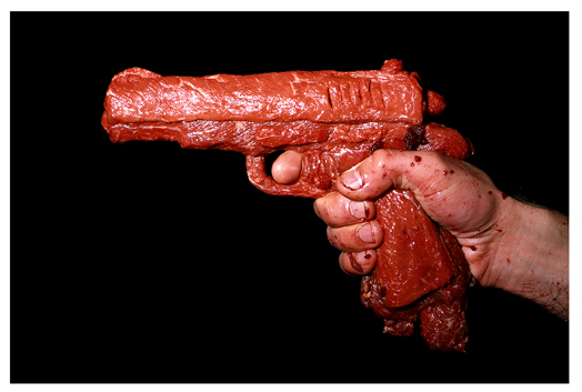 Meat Guns by Dimitri Tsykalov: meat_guns_16_20110907_1163399612.jpg
