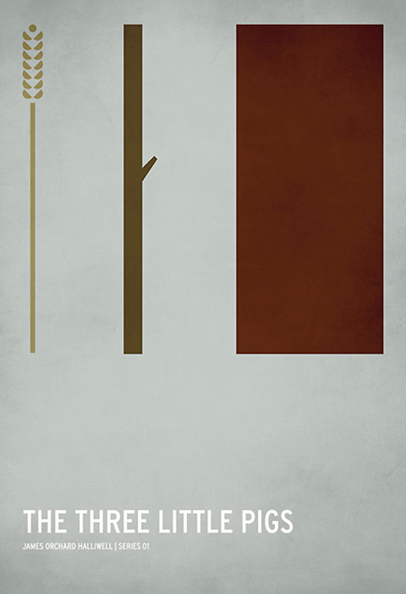 Minimalist Children's Story Posters by Christian Jackson: christian_jackson_6_20110908_1677002815.jpg