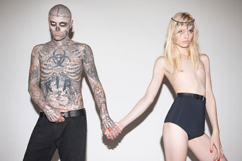 Click to enlarge image zombie_boy_and_andrej_pejic_14_20110909_1299914106.jpeg