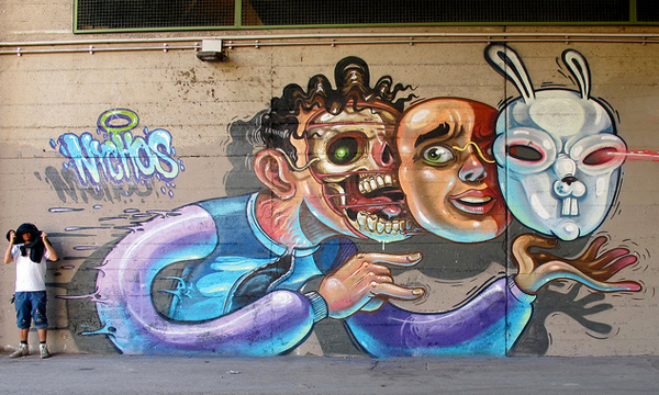 In Street Art: The Work of Nychos: nychos_9_20110910_1433881916.jpg