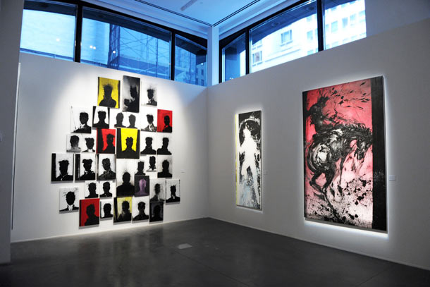 Richard Hambleton: A Retrospective NYC Opening Recap: richard_hambleton_11_20110916_1769856467.jpg