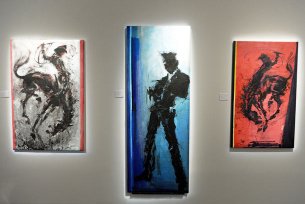 Richard Hambleton: A Retrospective NYC Opening Recap: richard_hambleton_62_20110916_1094711214.jpg