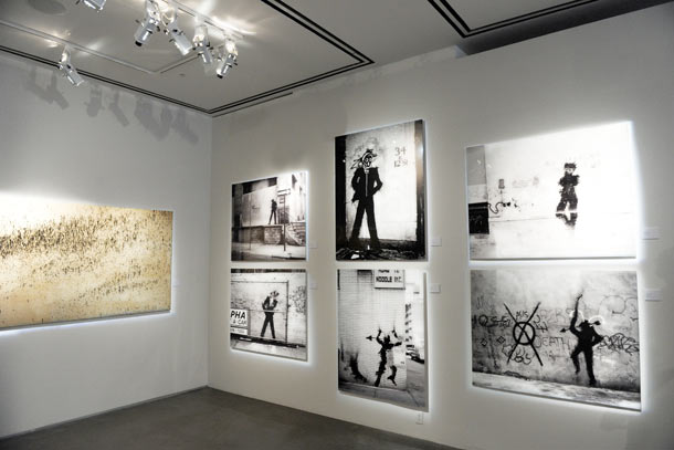 Richard Hambleton: A Retrospective NYC Opening Recap: richard_hambleton_6_20110916_1897017296.jpg