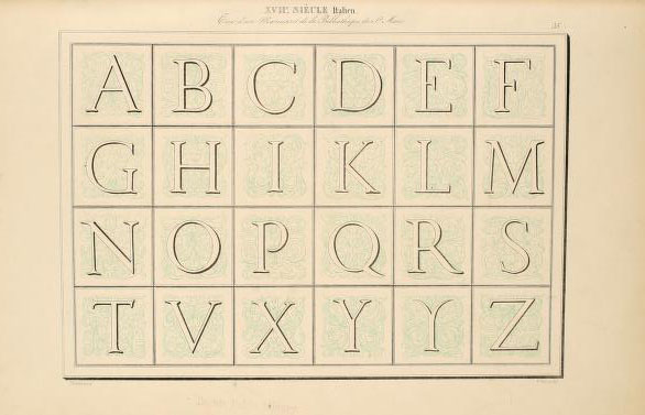 In Illustration: The Alphabet Album: joseph_balthazar_silvestre_14_20110921_1688077031.jpg