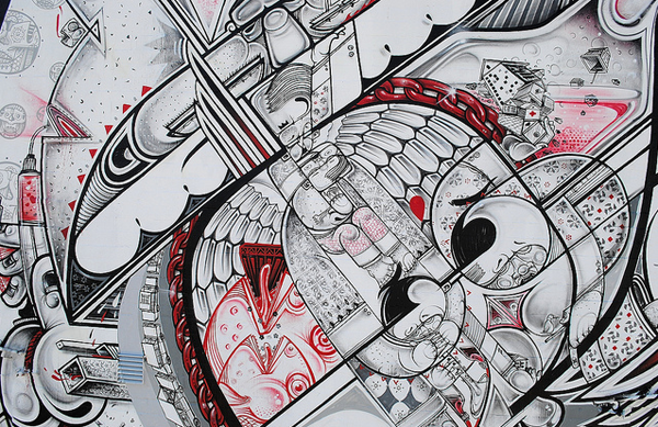 In Street Art: How & Nosm Mural and Known Gallery Exhibition: how_and_nosm_mural_and_show_1_20111011_1435326652.png