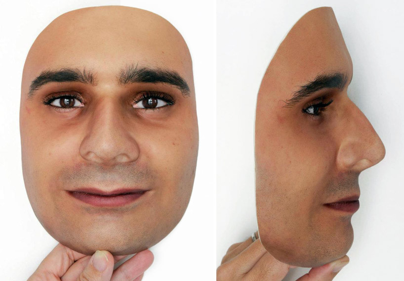 So real they are creepy: Human Face Masks by Real-F: real_face_masks_4_20111011_1957256454.jpg