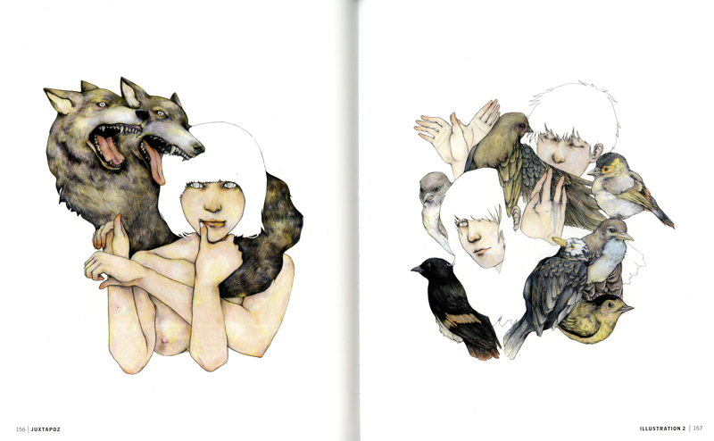 Announcing: Juxtapoz Illustration 2 Book: juxtapoz_illustration_2_4_20111013_1241595042.jpg