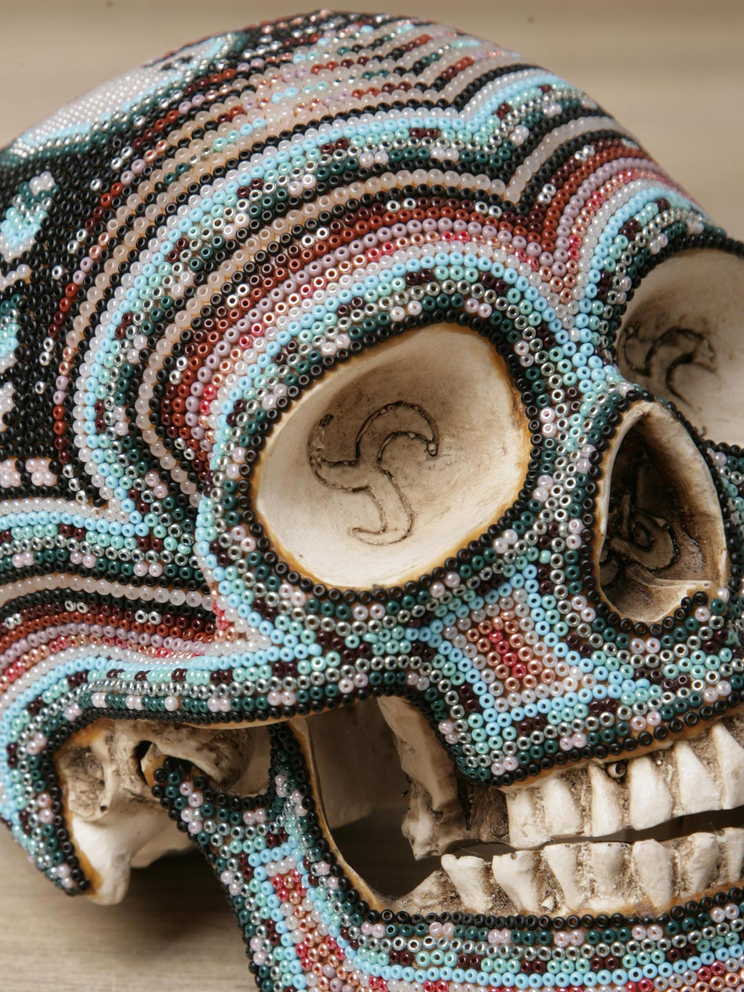 Beaded Skulls by Our Exquisite Corpse: our_exquisite_corpse_skulls_14_20111017_1417709181.jpg