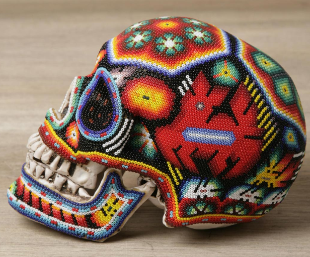 Beaded Skulls by Our Exquisite Corpse: our_exquisite_corpse_skulls_19_20111017_1266136652.png