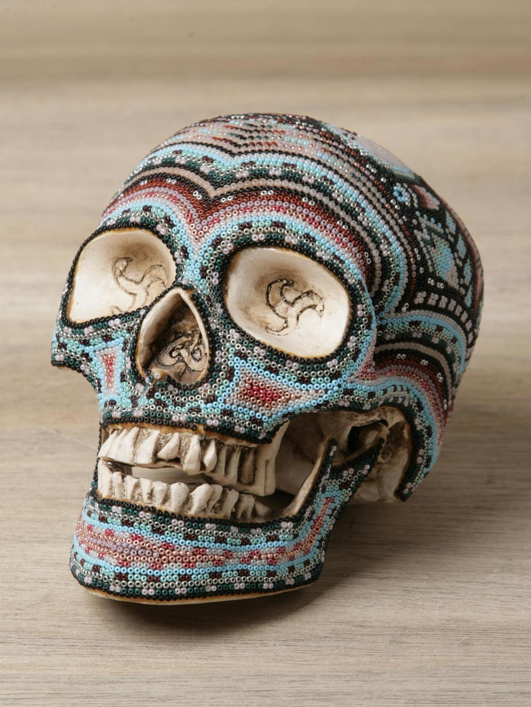 Beaded Skulls by Our Exquisite Corpse: our_exquisite_corpse_skulls_8_20111017_1979836222.jpg