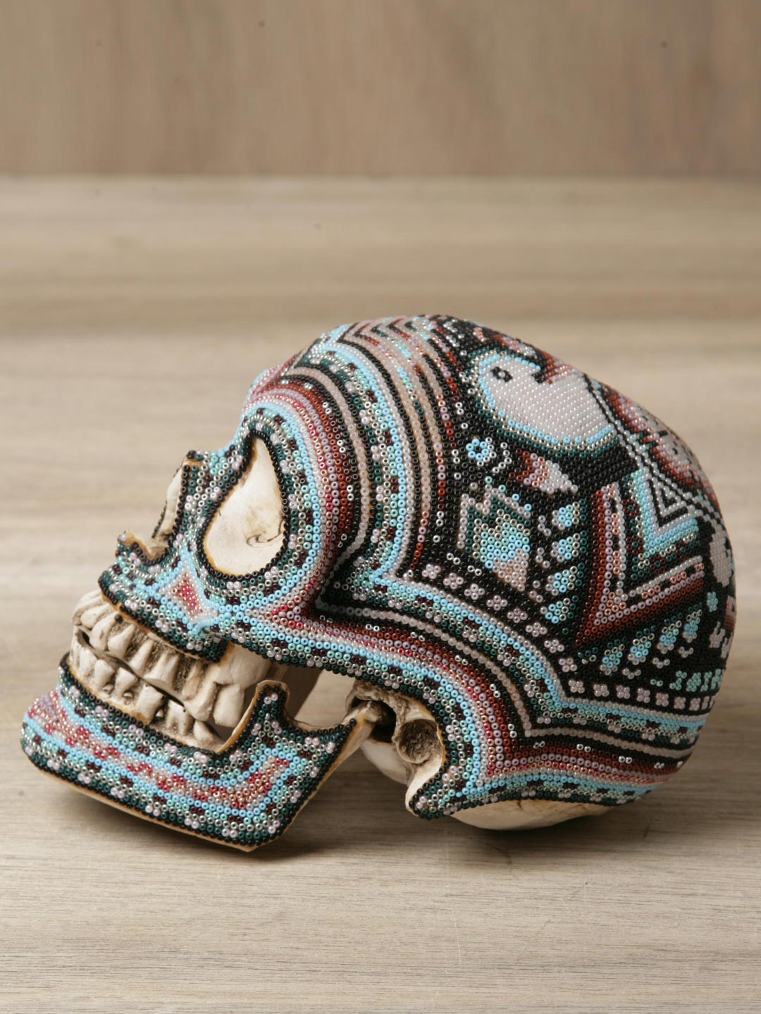 Beaded Skulls by Our Exquisite Corpse: our_exquisite_corpse_skulls_9_20111017_1405329065.jpg