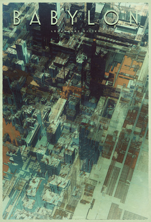 Legendary Cities Series by Atelier Olschinksy: legendary_cities_1_20111025_1255984170.jpg