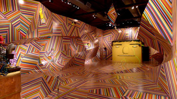 "Os Gemeos Opening Photos from ""Fermata"" @ Museu Vale: os_gemeos_opening_13_20111028_1230406183.jpg"