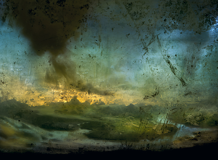 Kim Keever @ David B Smith Gallery: