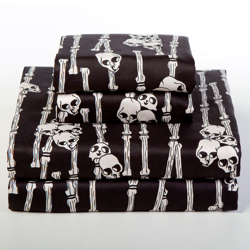 Sin In Linen's Voodoo Bones Houseware Collection: sin_in_linen_voodoo_bones_8_20111028_1556845894.jpg