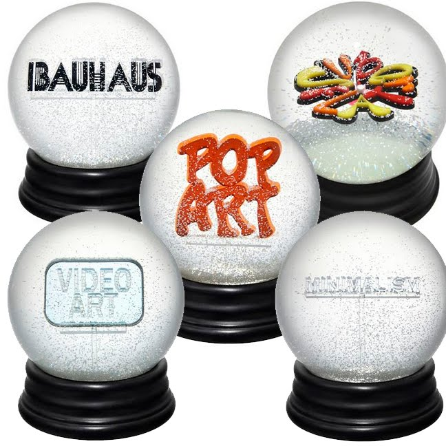 Art History as Snow Globes by Ligorano/Reese: history_of_art_snow_globes_2_20111101_1520490052.jpg