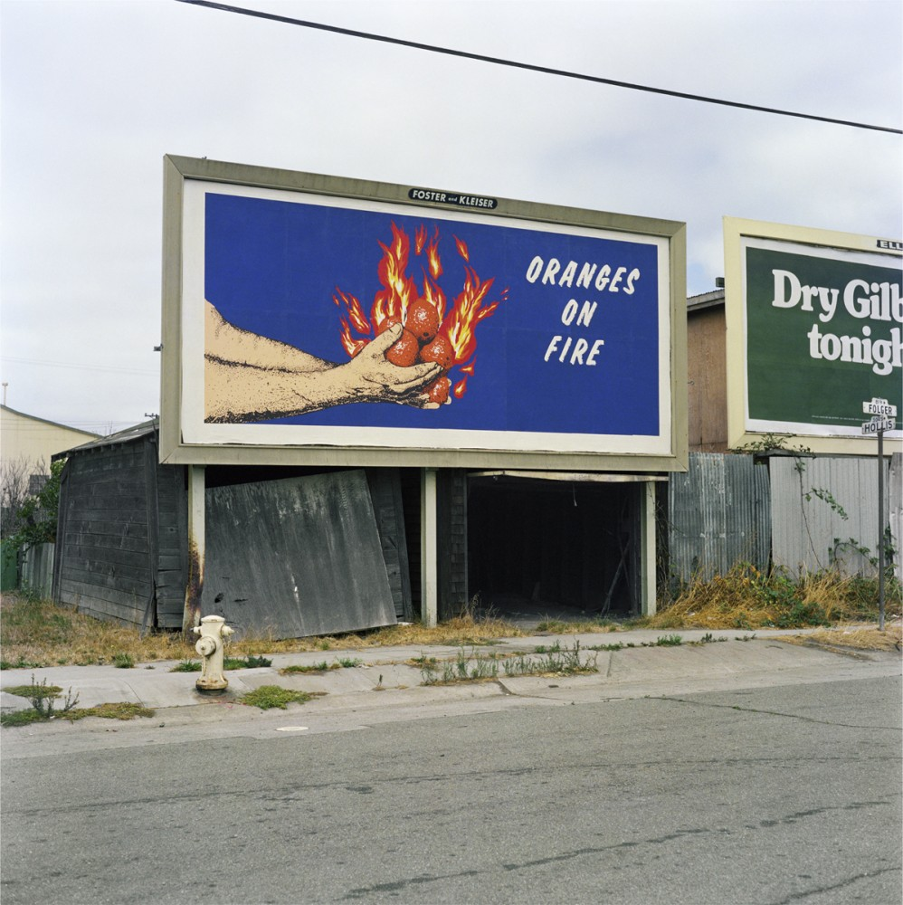 "Larry Sultan and Mike Mandel ""Billboards"": BB1_SULTAN_MANDEL_Oranges_On_Fire_1975-998x1000.jpg"