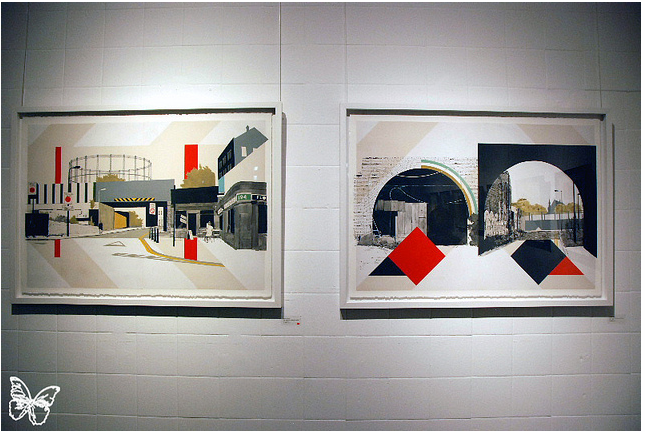 "Opening Photos: Evan Hecox ""Borough & Lane"" @ Stolenspace, London: evan_hecox_stolenspace_11_20111104_1379068457.png"
