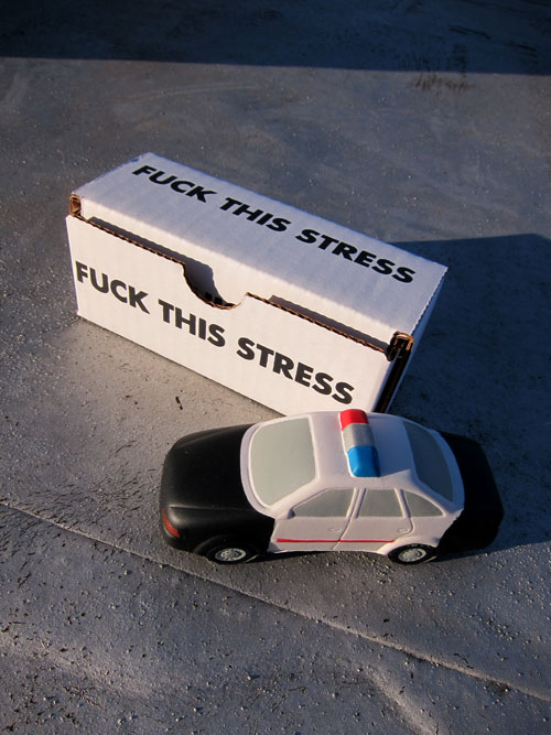 """F- This Stress"" Cop Car: f-this_cop_car_2_20111107_1161716531.jpg"