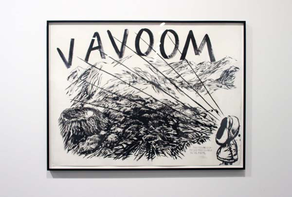 In L.A.: Raymond Pettibon: Desire in Pursuyt of the Whole: raymond_pettibon_regen_24_20111108_1661818391.jpg