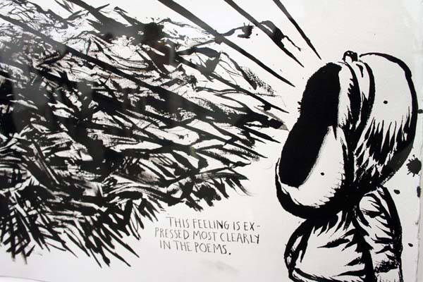 In L.A.: Raymond Pettibon: Desire in Pursuyt of the Whole: raymond_pettibon_regen_26_20111108_1563905578.jpg