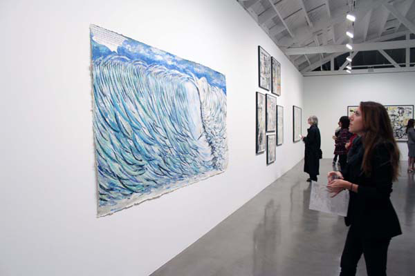 In L.A.: Raymond Pettibon: Desire in Pursuyt of the Whole: raymond_pettibon_regen_29_20111108_1754805658.jpg
