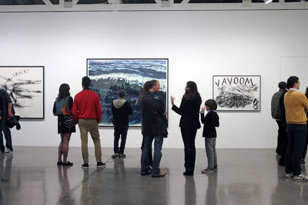 In L.A.: Raymond Pettibon: Desire in Pursuyt of the Whole: raymond_pettibon_regen_34_20111108_1809962954.jpg