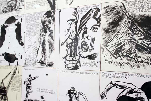 In L.A.: Raymond Pettibon: Desire in Pursuyt of the Whole: raymond_pettibon_regen_38_20111108_1916104391.jpg