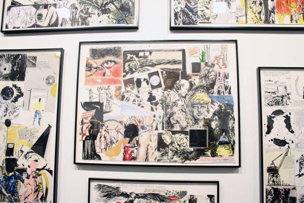 In L.A.: Raymond Pettibon: Desire in Pursuyt of the Whole: raymond_pettibon_regen_41_20111108_1501621739.jpg