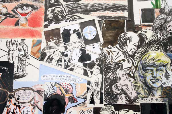 In L.A.: Raymond Pettibon: Desire in Pursuyt of the Whole: raymond_pettibon_regen_44_20111108_1628980567.jpg