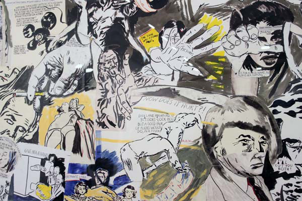 In L.A.: Raymond Pettibon: Desire in Pursuyt of the Whole: raymond_pettibon_regen_50_20111108_1945386802.jpg
