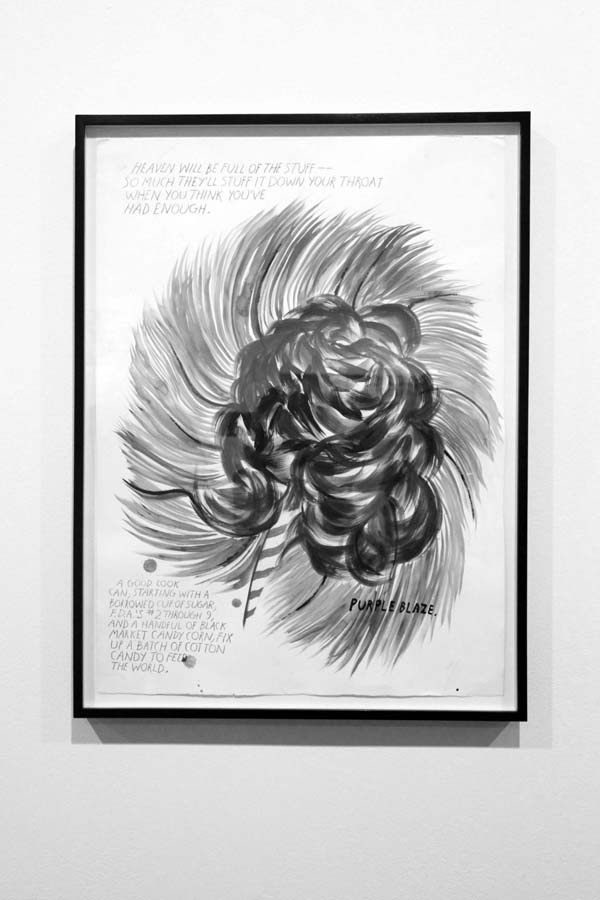 In L.A.: Raymond Pettibon: Desire in Pursuyt of the Whole: raymond_pettibon_regen_8_20111108_1625533047.jpg