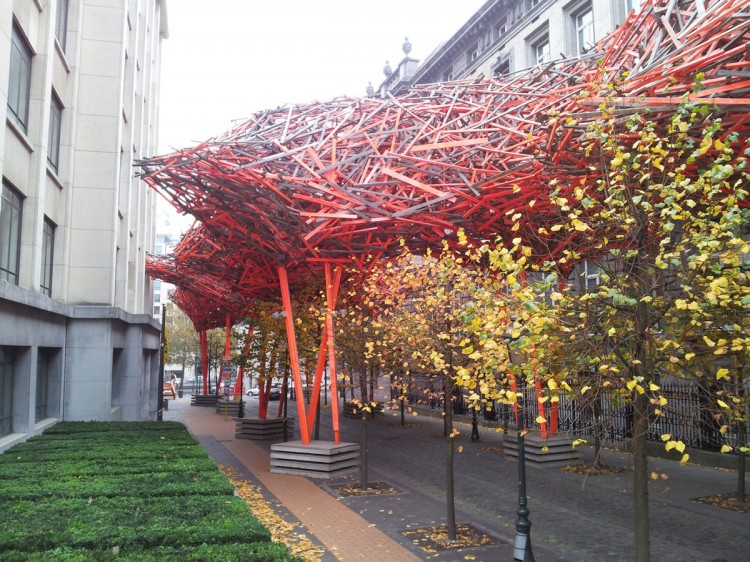 The Sequence by Arne Quinze in Brussels, Belgium: arne_quinze_10_20111114_1362062093.jpg