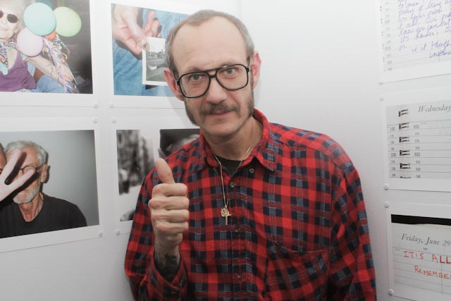 "Opening Photos:Terry Richardson ""MOM DAD"" @ Half Gallery, NYC : terry_richardson_at_half_gallery_1_20111115_1370370810.jpg"