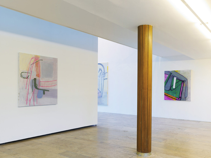 Amy Sillman at Capitain Petzel Gallery, Berlin: amy_sillman_5_20111118_1274557808.jpg