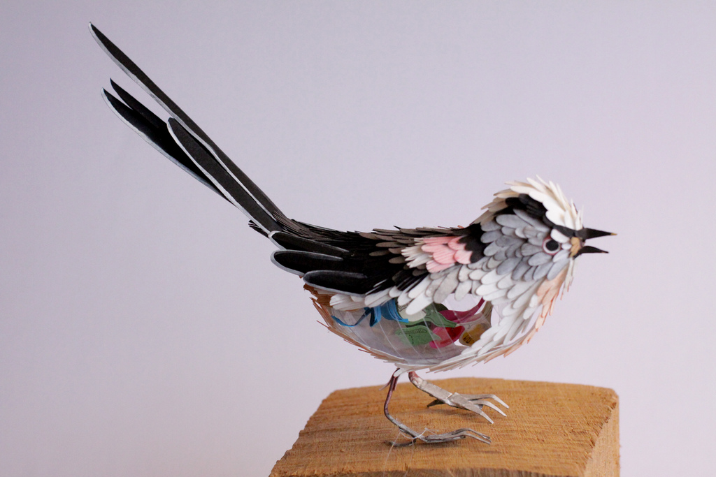 Update: Paper Bird Sculptures by Diana Beltran Herrera: 5251599_orig.jpg