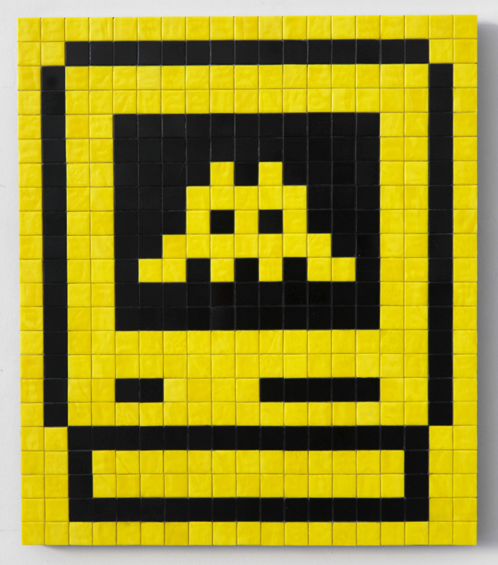 "Invader ""ATTACK OF THE SPACE WAFFLES"" @ The Outsiders, London: invader_at_outsiders_5_20111128_1824207030.jpg"