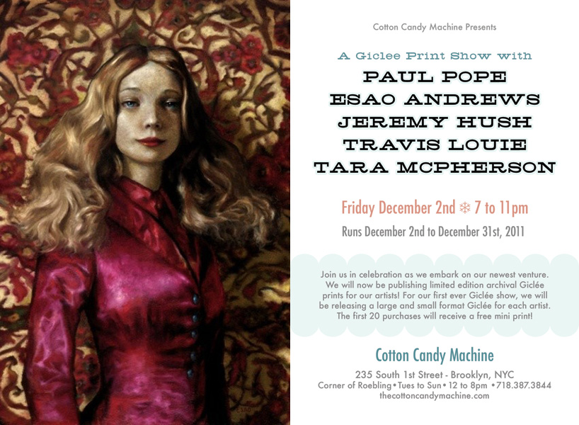 Holiday Giclée Show @ Cotton Candy Machine, Brooklyn: holiday_giclee_show_2_20111202_1224812358.jpg