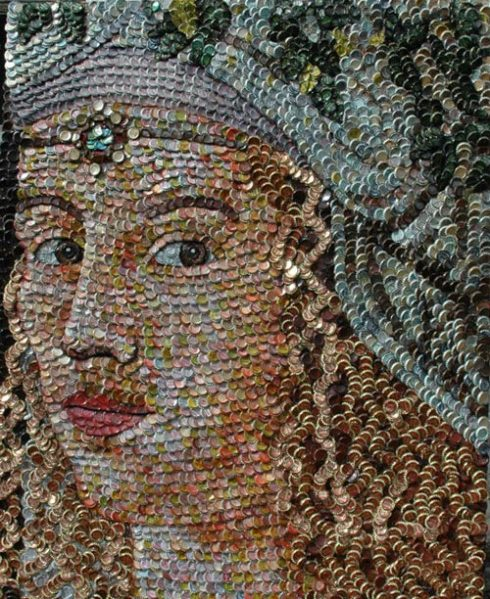 George Washington and other Bottle Cap Portraits by Molly Bright: molly_bright_4_20111202_2042681142.jpg