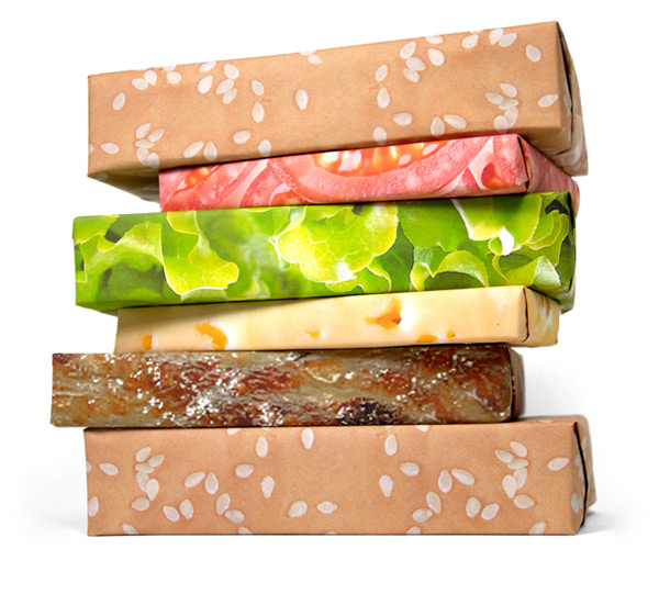 The Cheeseburger Gift Wrap Set: cheeseburger_set_1_20111208_2071912539.jpg