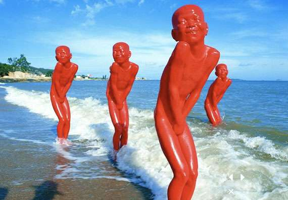 Sculpture Art by China's Chen Wenling: chen_wenling_2_20111208_2009407081.jpg