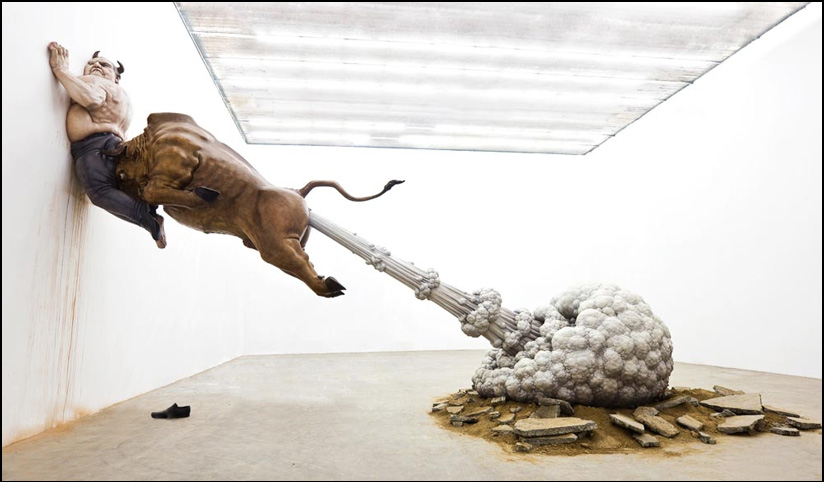 Sculpture Art by China's Chen Wenling: chen_wenling_4_20111208_1601005208.jpg
