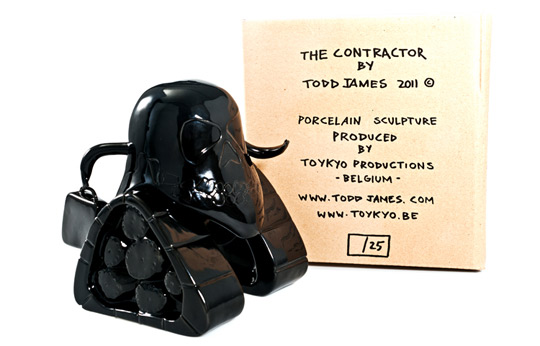 "Todd James x Toykyo ""The Contractor"" Porcelain Sculpture: todd_james_contractor_5_20111214_1798319188.jpg"