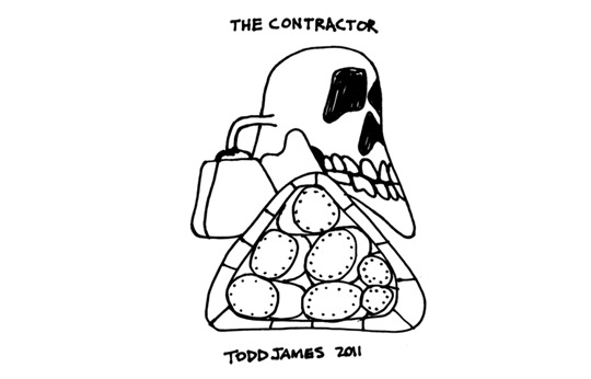 "Todd James x Toykyo ""The Contractor"" Porcelain Sculpture: todd_james_contractor_8_20111214_1495275537.jpg"